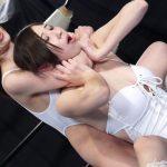 白水着での王道女子プロレス!【白い水着のプロレスラーCIVIL WAR Vol.2】